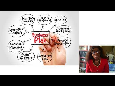 Module 1 Unit 1:  Business Planning Process