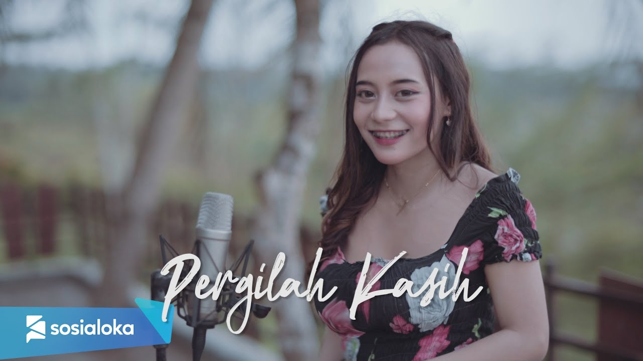 PERGILAH KASIH - CHRISYE ( Ipank Yuniar ft Fira Fe Cover & Lirik )