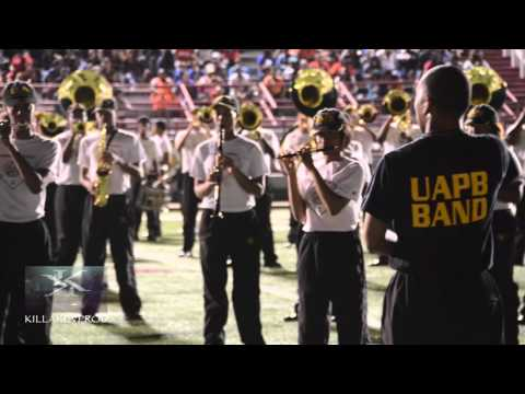 UAPB Marching Band - The Hills - 2016