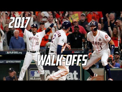 MLB | Walk-Offs of 2017