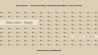 Various Artists - Rekursion: Beige (Continuous Mix by John Dalagelis) - Dieb Audio [DADC002]