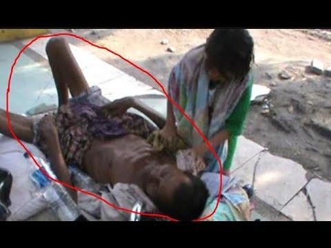 Sholawat Bikin Nangis 😥, Video Kisah Perjuangan Anak Yatim Merawat Ayahnya yang Sakit Keras