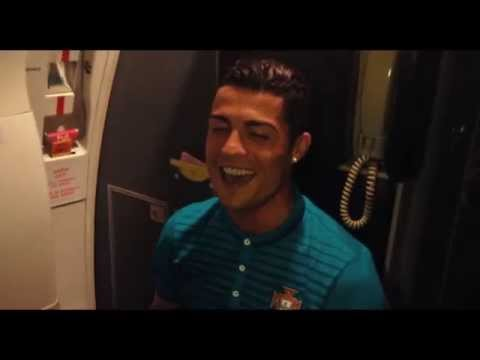 Ronaldo Sings Rihanna's 'Stay' - Cristiano Ronaldo Movie Clip