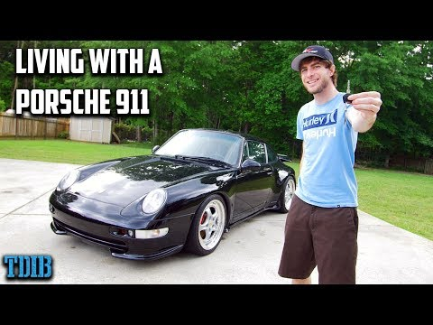 Ed Bolian Gave Me His Porsche 911 - Living With a Porsche 993