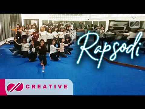 Dance Practice. SMD48 - Rapsodi (Dance Cover JKT48) Flashmob Version.