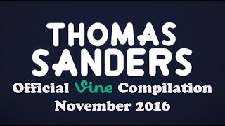 November Vine Compilation 2016 | Thomas Sanders