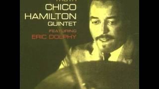 Chico Hamilton (Feat. Eric Dolphy) - Lost in the Night