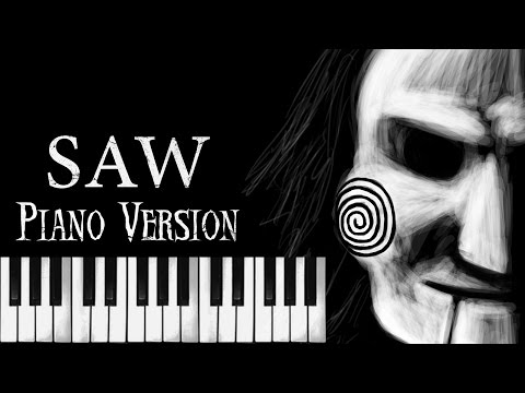 SAW Theme - Hello Zepp Piano Version