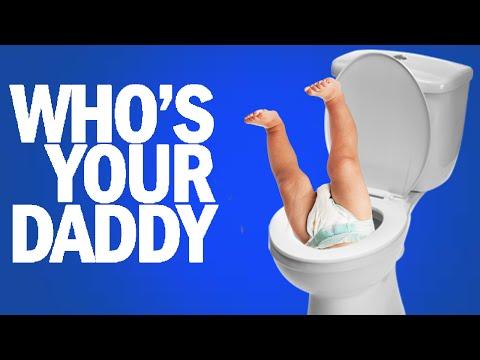 BEBEK ÇİŞ İÇTİ!! (Who's Your Daddy)