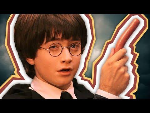 Harry Potter à L'école Des Saucisses