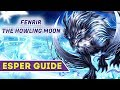 [FFBE] Final Fantasy Brave Exvius - Fenrir Esper Guide