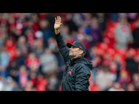 'You can't believe how much I missed you' |  Jürgen's message for returning Anfield fans