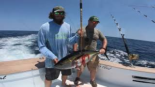 Deep Sea Fishing - Outer Banks Charter Boat - OBX, North Carolina