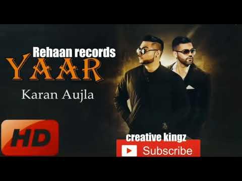 Yaaran Vich Fikk 2  Karan Aujla Ft. Khan Bhaini  Sycostyle Music  Latest Punjabi Song 2018