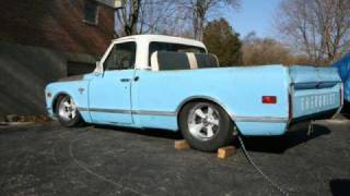 Real Trucks! A tribute to our well-used 67-72 Chevy/GMC Trucks.