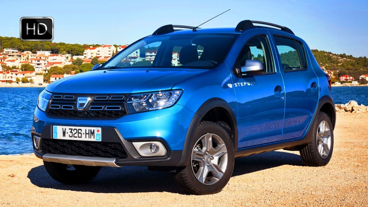 2017 dacia sandero stepway exterior interior design for Dacia sandero interior