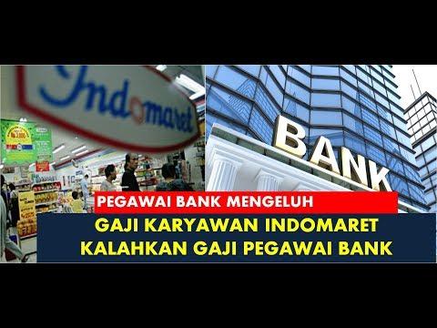 GAJI KARYAWAN INDOMARET KALAHKAN GAJI PEGAWAI BANK, JADI VIRAL!! Mp3