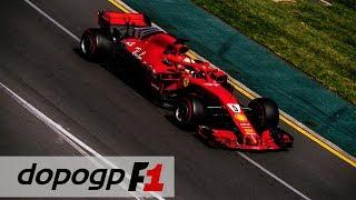 F1, GP Australia 2018: Vettel beffa Hamilton. Due Ferrari sul podio a Melbourne | DopoGP F1