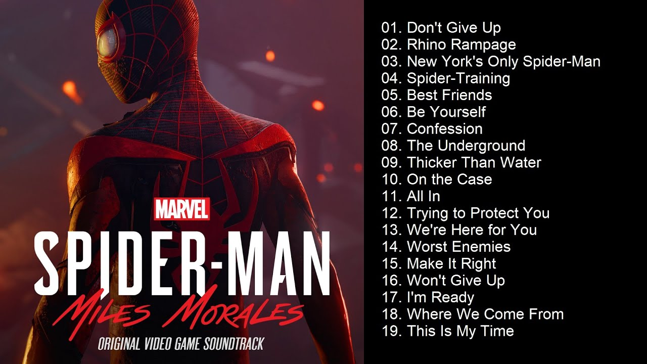 Spider-Man: Miles Morales (Original Game Soundtrack) | Full Album