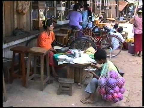 Birmanie 1997 - Bago - Myanmar