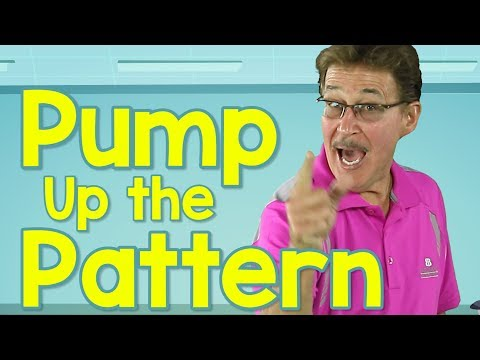 Pump Up the Pattern | Fun Exercise Song for Kids | Jack Hartmann