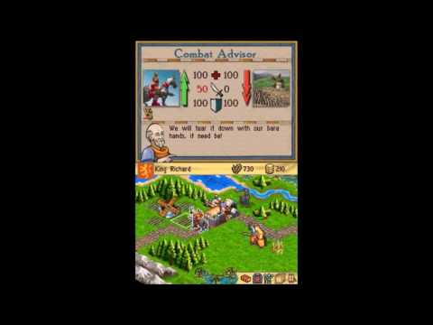 Age of Kings DS All in the Family Part 1
