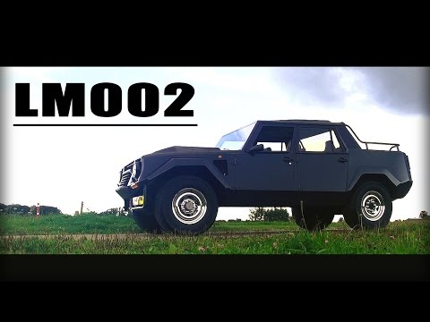 Thumbnail: LAMBORGHINI LM002 1988 - Full test drive in top gear - V12 Engine sound | SCC TV