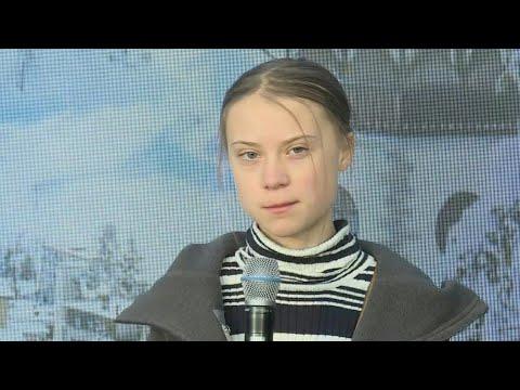 afpes: Greta Thunberg dice que reivindicaciones climáticas fueron