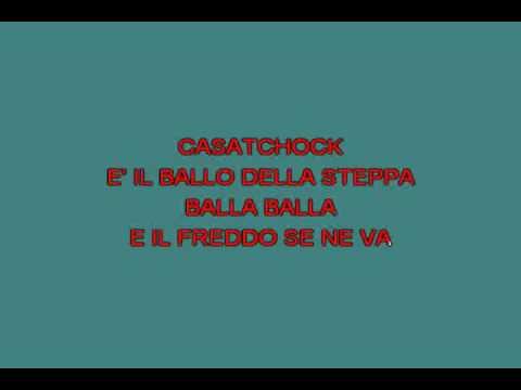 Dori Ghezzi   Casaciock [karaoke]