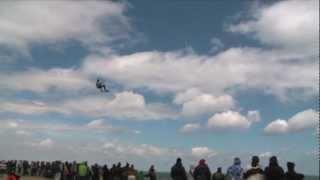Mondial du vent 2012 à Leucate