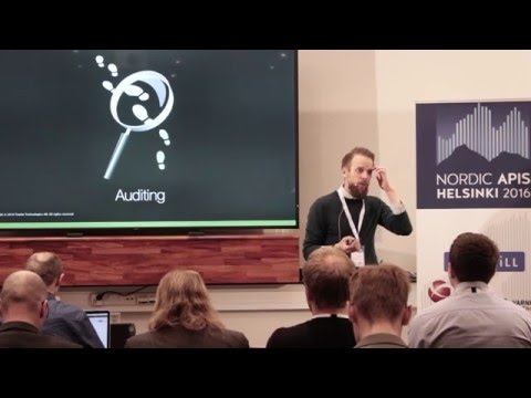 Decoupling user identities from API design – Jacob Ideskog