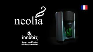 Diffuseur d'huiles essentielles Neolia