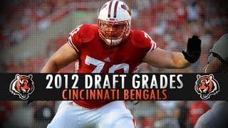 Cincinnati Bengals Draft Grade | Dre Kirkpatrick, Kevin Zeitler and more