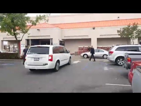 Home Depot Parking Lot Fight