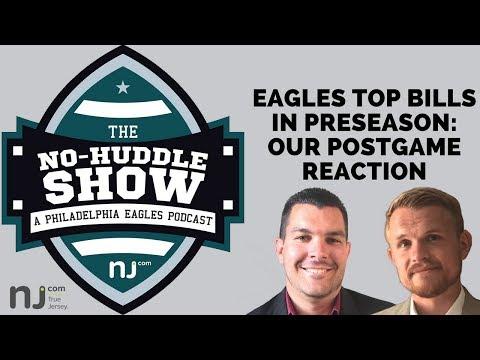 Postgame discussion: Eagles vs. Bills preseason