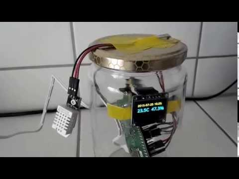 Raspberry Pi IoT: Temperature and Humidity Monitor: 3 Steps (with