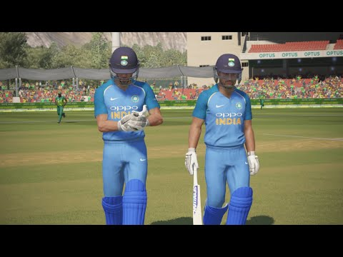 T20 India Vs South Africa 2018 ~ Ashes Cricket Gameplay 1080p