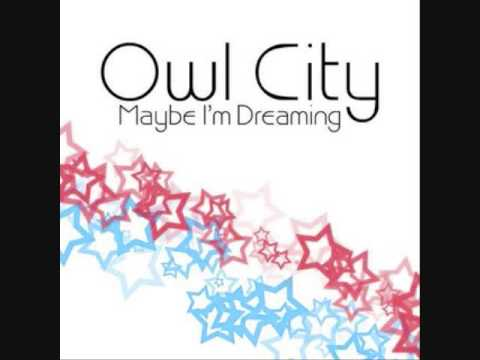 On The Wing - Owl City - Maybe I'm Dreaming