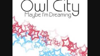 On The Wing - Owl City - Maybe I
