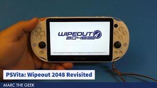 PSVita: Wipeout 2048 Revisited