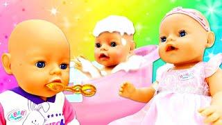 Беби Бон ЛУЧШИЕ серии - Пупсики Как мама. Развивающие мультики и песенки