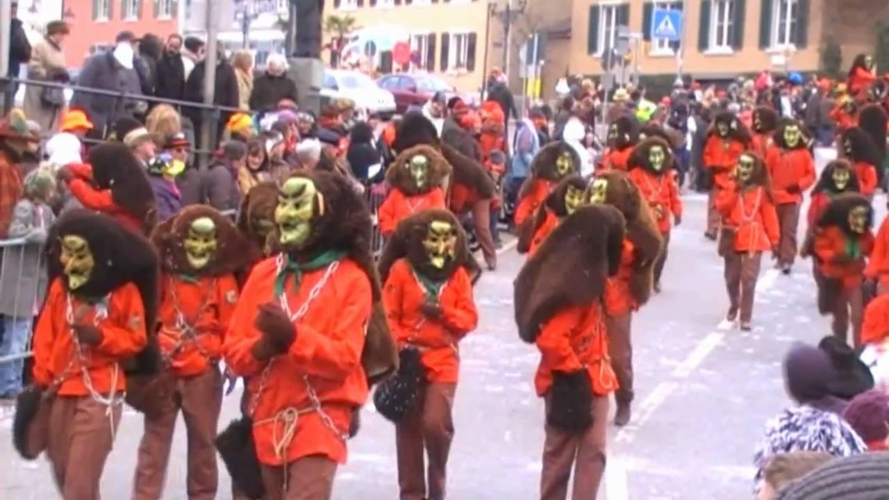 närrisches großer umzug markdorf 2011 teil 2 von 4 parade