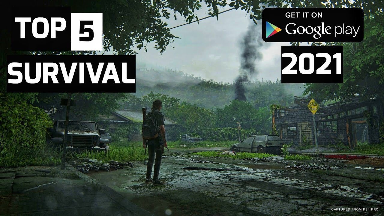 Top 5 SURVIVAL Games Like DAYZ For Android & iOS 2021 You Should Play