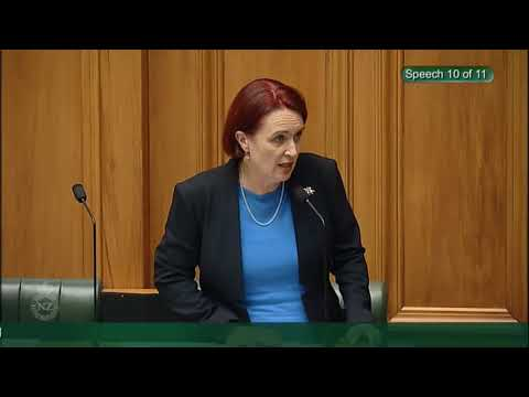 Accident Compensation (Recent Migrants and Returning New Zealanders) Amendment Bill - First Readin..