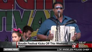 A preview of Scott Boudin Festival on GMA (pt 1)