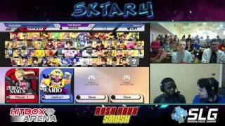 SKTAR 4 - Liquid Nairo (ZSS) vs Tweek (Bowser Jr/Wario)