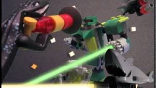 LEGO NSP - Dinosaur Laser Fight