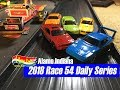 2018 Hot Wheels 5 Pack Muscle Mania- Sizzlers Fat Track-Race 54