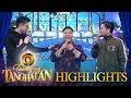 Tawag ng Tanghalan: Vhong and Jhong are amazed at the body transformation of TNT Resbaker John Mark