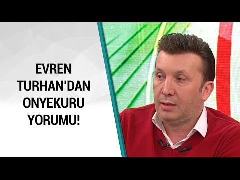 """Evren Turhan: """"Onyekuru Golleri Atsaydı Maç 5-6 Olurdu"""" / Artı Futbol / 24.02.2020"""